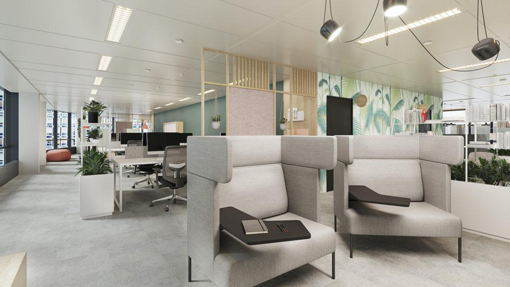 3D rendering service Brussels