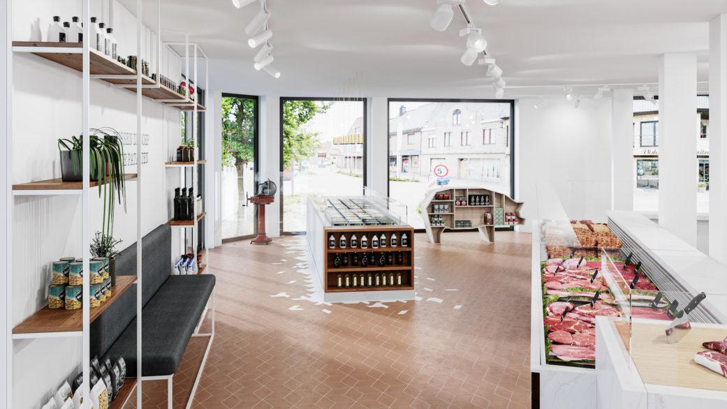 3D rendering company nofuss Brussels Belgium