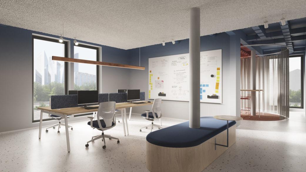 Architectural freelance 3D artist