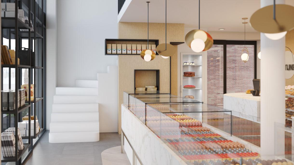 Interior design architectural rendering services
